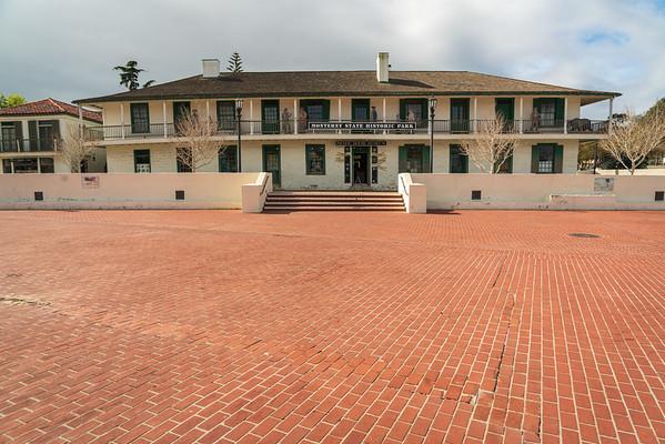 Monterey State Historic Park in California