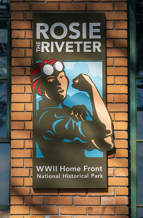 Rosie the Riveter/World War II Home Front National Historical Park