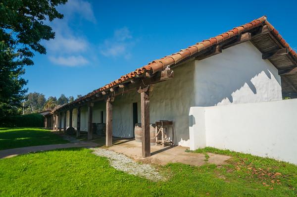 Santa Cruz Mission Historic Park
