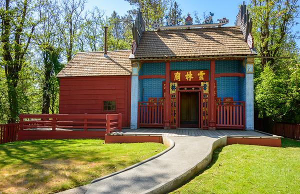 Weaverville Joss House State Historic Park
