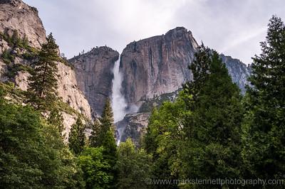 Yosemite Falls, Yosemite Nat'l Park, CA