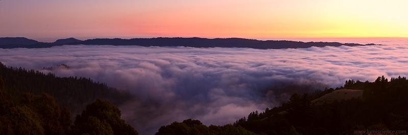 View from Skyline Ridge
