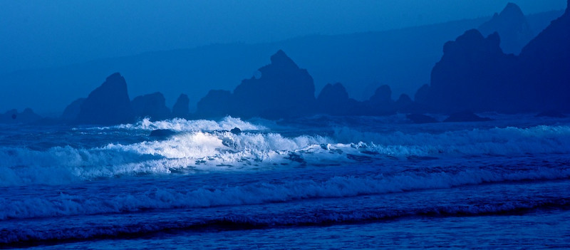Mendocino Coast Dawn
