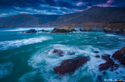 Angry Ocean