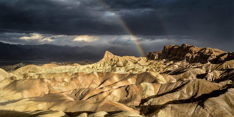 Zabriskie Rainbow Pano
