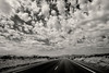 """The road to Stateline and Primm Nevada. <br /> <br /> Duotoned Version.  See color version here: <a href=""""http://rappensuncle.smugmug.com/Landscapes/California/28333442_mNp6h7#!i=2533503262&k=fMcDs96&lb=1&s=A"""">http://rappensuncle.smugmug.com/Landscapes/California/28333442_mNp6h7#!i=2533503262&k=fMcDs96&lb=1&s=A</a>"""