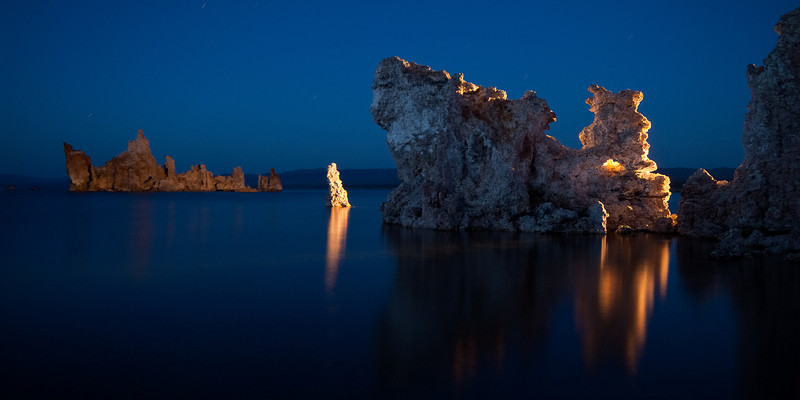 Mono Lake Light Painting<br /> <br /> I love Mono Lake! My first time there I spent almost 2 hours IN the water with my tripod. I came out covered in tiny brine shrimp.<br /> Mono Lake, California, USA