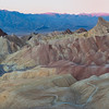 Death Valley, <br /> Zabriskie Point Pano