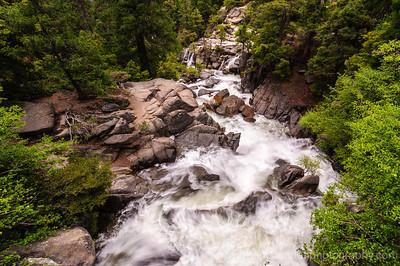 Cascade Falls, Yosemite Nat'l Park, CA