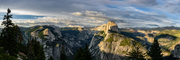 Glacier Point Panorama