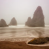 Fogged Out at Rodeo Beach