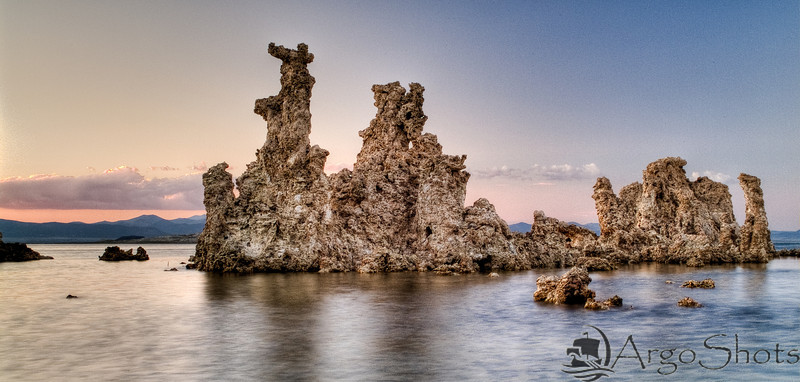 WTF is a Tufa?<br /> <br /> A tufa is a variety of limestone, formed by the precipitation of carbonate minerals from ambient temperature water bodies<br /> Mono Lake, California, USA