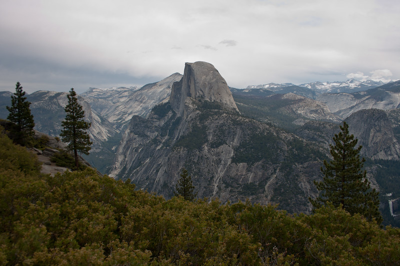 Yosemite - Half Dome - June 2016