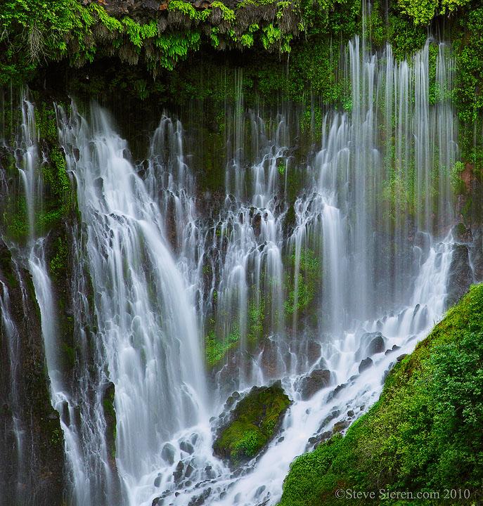 McArthur-Burney Falls Memorial State Park, California