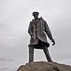 Founder of the SAS, David Stirling Memorial near Bridge of Alllan