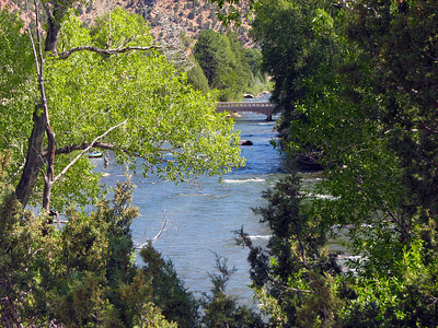 Arkansas River, Colorado.