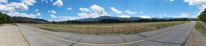 Just outside Salida Colorado.