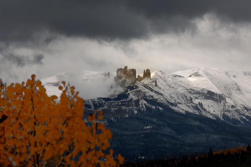 Castle fall
