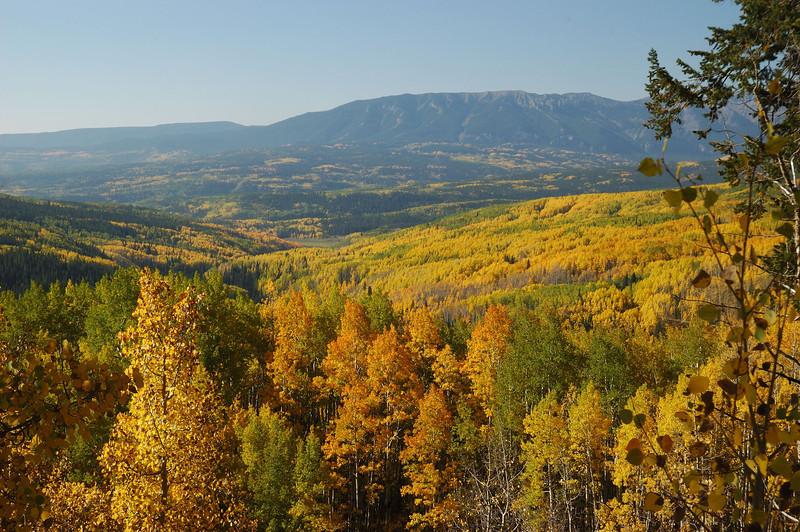 Gunnison Mountain