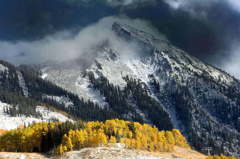 Mount Crested-Butte