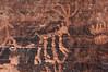 Indian pietroglyphs