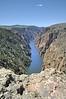 Gunnison river ( Black canyon )