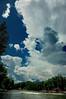 Gunnison clouds