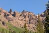 Maroon Bell wilderness from Rustler Gulch