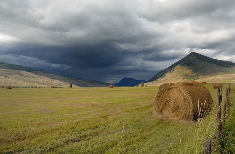 Crested-Butte afternoon