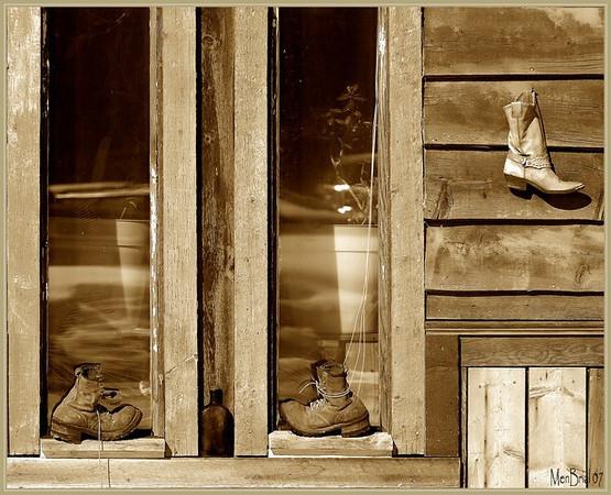 Wild West Boots