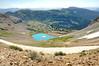 Green lake and Scarp Ridge