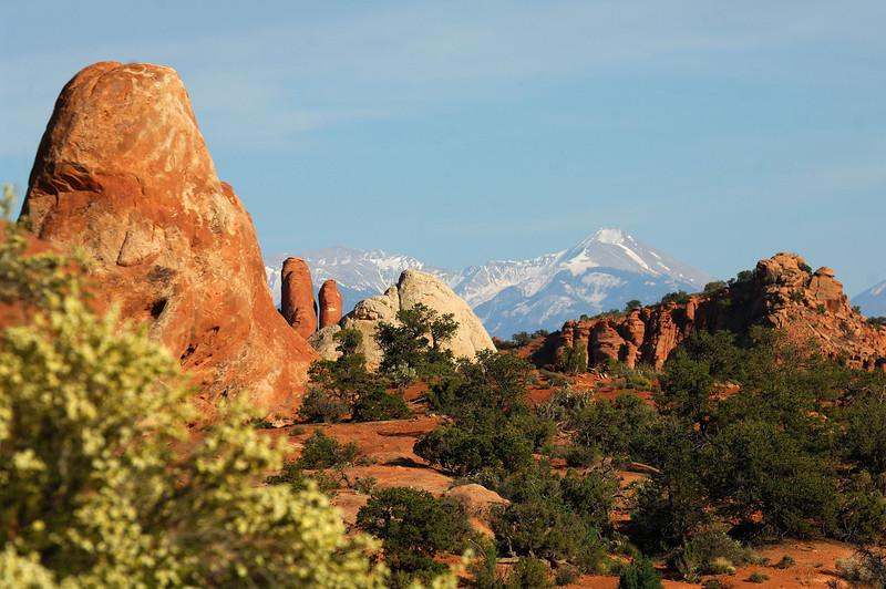 LaSalle ( Moab Utah )