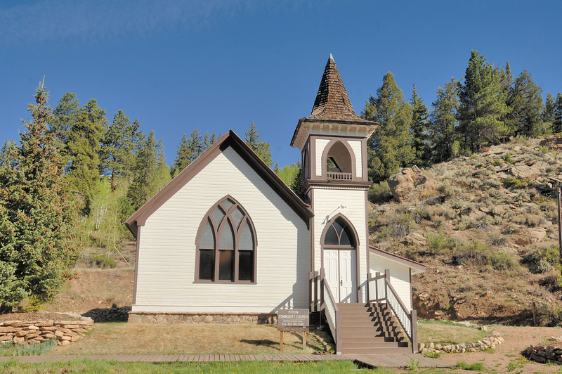 Pitkin co : Church / Eglise