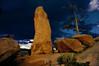 Menhir  in  the Rockies