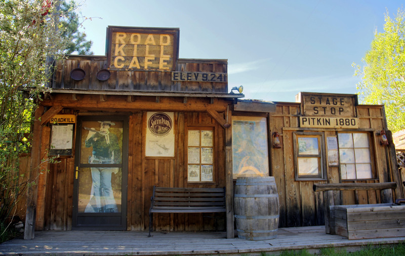 Road Kill Cafe & Stage Stop