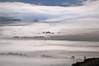Fog on Tomichi Creek