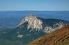Marcelina Peak (11349 ft / 3459 m ) from Ruby range saddle