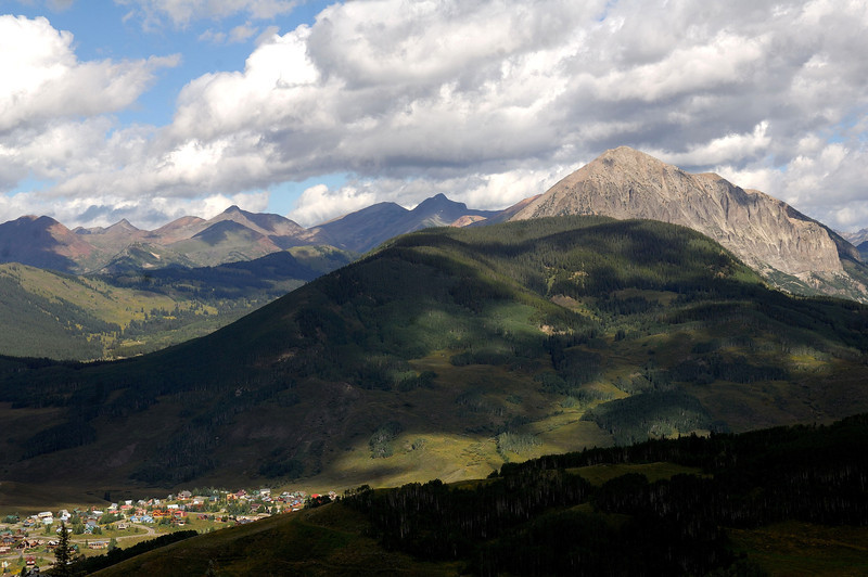 Mount Crested-Butte / Gothic