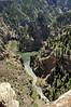 Gunnison river, Curecanti creek