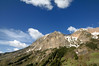 Gothic Mountain from Rustler Gulch trail
