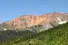 Mt Baldy from Rustler Gulch trail