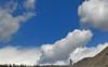 Biking in the clouds