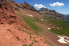 Trail to Aspen  West Maroon pass  from...