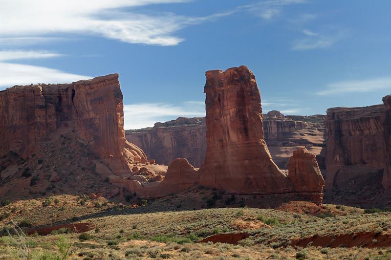 Desert ( Moab Utah )
