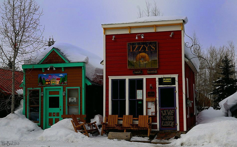 Izzy's (Crested Butte)