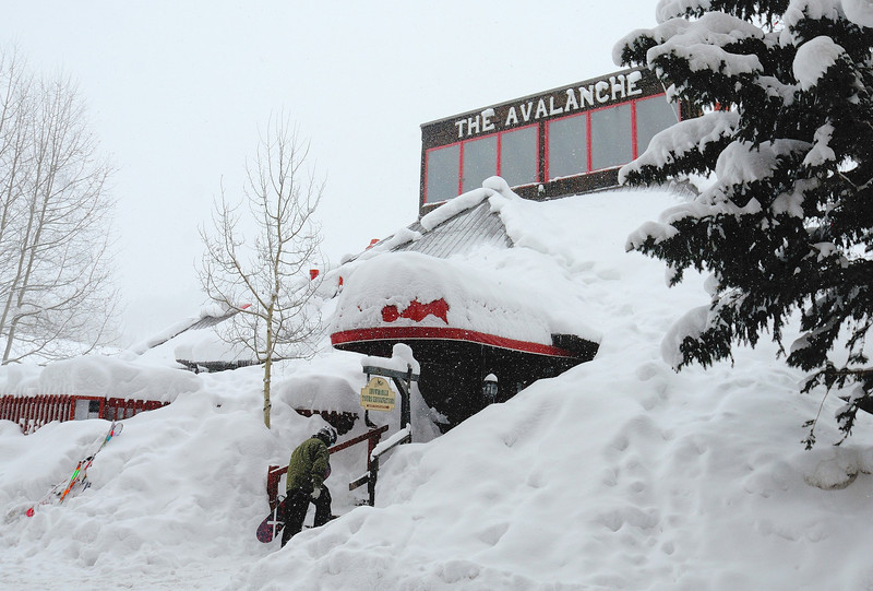 Avalanche Country (Mt Crested-Butte)