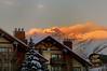 Sunset in Mt.CB