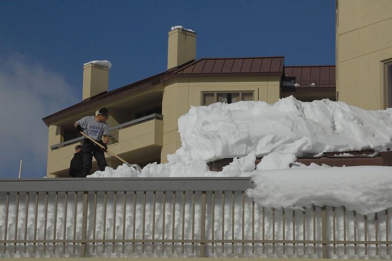Fintess roof