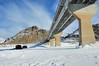 Bridge to  Lake City