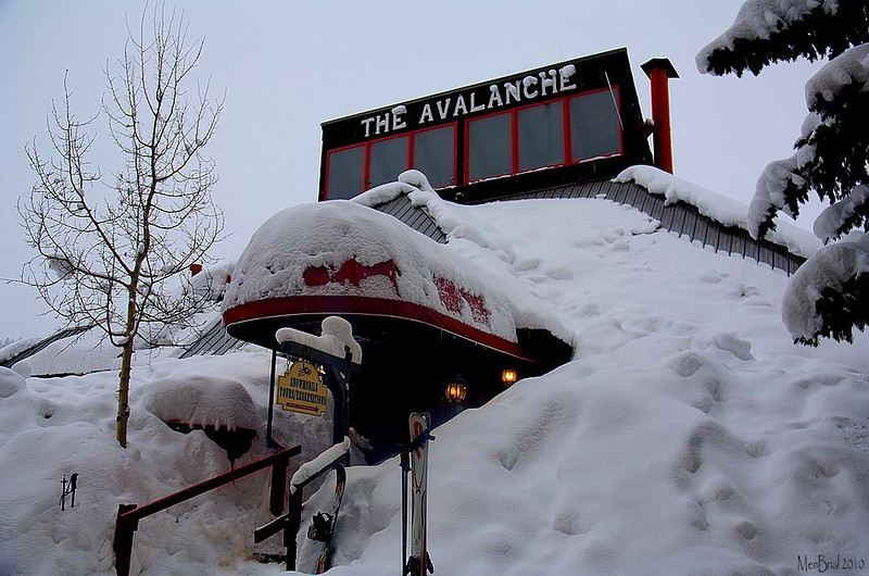 The Avalanche ( restaurant Mt Crested-Butte)